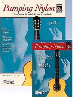 Pumping Nylon - The Classical Guitarist's Technique Handbook (Book/DVD) Books and DVDs / Videos | Guitar, Classical Guitar