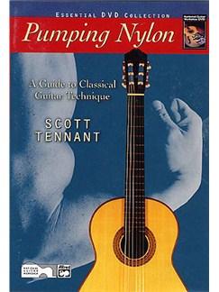 Pumping Nylon - The Classical Guitarist's Technique Handbook (DVD) DVDs / Videos | Guitar