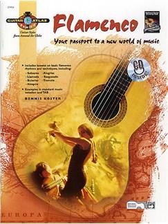 Guitar Atlas: Flamenco Books and CDs | Guitar Tab