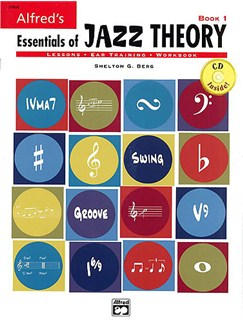 Alfred's Essentials Of Jazz Theory Book 1 Books and CDs | All Instruments