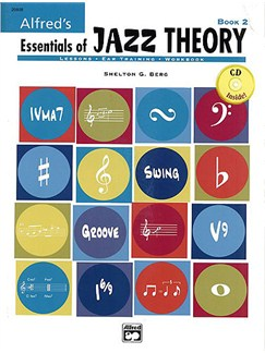 Alfred's Essentials Of Jazz Theory Book 2 Books and CDs | All Instruments