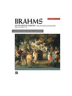 Hungarian Dances: Volume 1 Books   Piano (Duet)