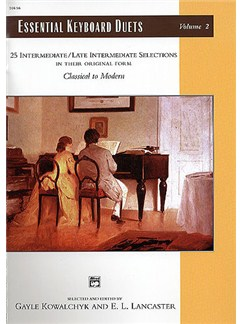 Essential Keyboard Duets Volume 2 Books | Piano Duet