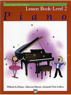Alfred's Basic Piano Library: Lesson Book Level 2 Books | Piano