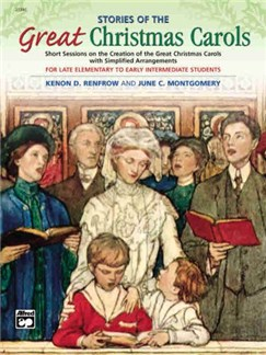 Stories Of The Great Christmas Carols Books | Piano