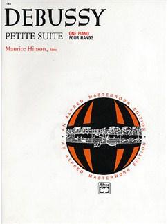 Claude Debussy: Petite Suite (4 Hands) Books | Piano Duet