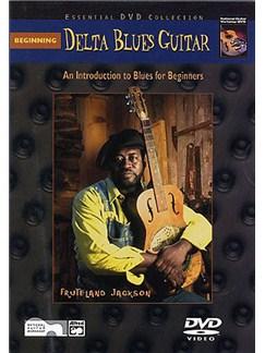Beginning Delta Blues Guitar DVD DVDs / Videos | Guitar