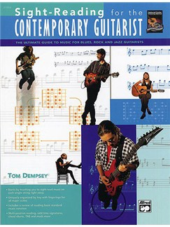 Sight-Reading For The Contemporary Guitarist Books | Guitar (with Chord Symbols) and (with Chord Boxes)