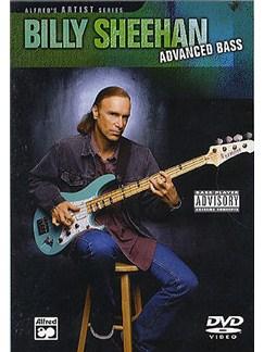Billy Sheehan: Advanced Bass (DVD) DVDs / Videos | Bass Guitar