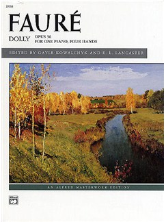 Gabriel Faure: Dolly Op.56 Books | Piano Duet