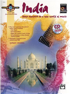 Guitar Atlas: India Books and CDs | Guitar