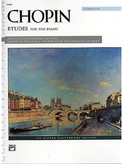 Chopin: Etudes For The  Piano Complete Books | Piano