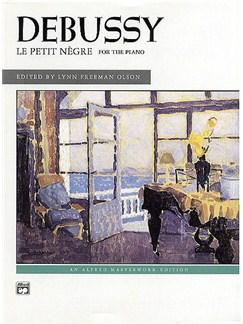 Claude Debussy: Le Petit Negre  (Piano Solo) Books   Piano