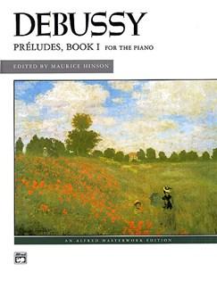 Claude Debussy: Preludes Book 1 (Hinson) Books | Piano
