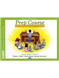 Alfred's Basic Piano Library: Prep Course Lesson Book Level C Books | Piano