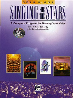 Seth Riggs: Singing For The Stars Books and CDs | Voice