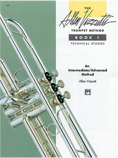 Allen Vizzutti: Trumpet Method Book 1 Books | Trumpet