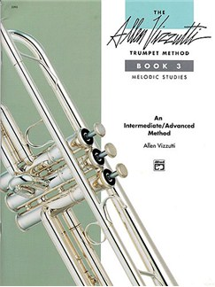 Allen Vizzutti: Trumpet Method Book 3 Books | Trumpet