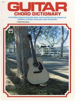 Guitar Chord Dictionary Books | Guitar