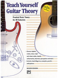 Roger Edison: Teach Yourself Guitar Theory Books | Guitar