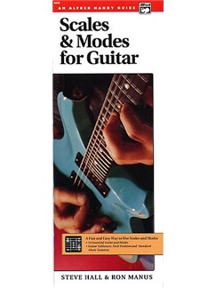 Scales And Modes For Guitar: Handy Guide Books | Guitar