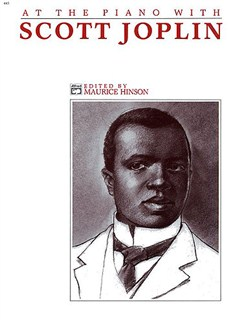 At The Piano With...Scott Joplin Books | Piano