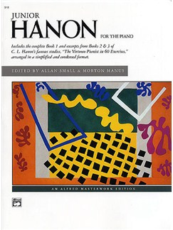 Junior Hanon For The Piano (Ed. Small/Manus) Books | Piano