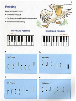 Alfred's Basic Piano Sight-reading Level 1A Books | Piano