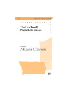The First Noel/Pachelbel's Canon (2-Part) Books | 2-Part Choir, Piano Accompaniment (Duet)