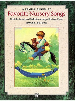 Family Album Of Favourite Nursery Songs Books | Piano, Vocal & Guitar