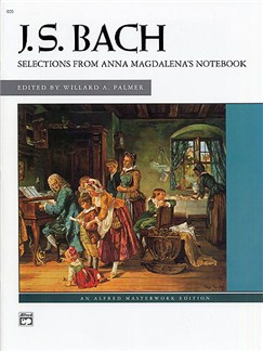 J.S. Bach: Selections From Anna Magdalena's Notebook Books | Piano