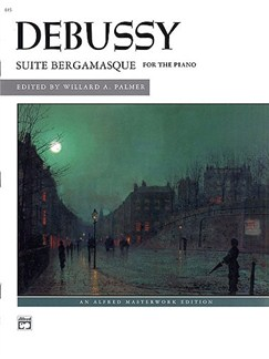 Claude Debussy: Suite Bergamasque Books | Piano