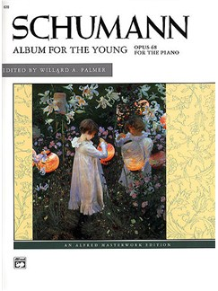 Robert Schumann: Album For The Young Op.68 Books | Piano