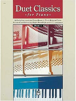 Duet Classics For Piano Book 1 Libro | Piano Dúos