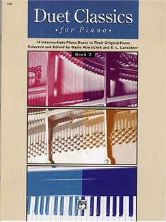 Duet Classics For Piano Book 2 Books | Piano Duet