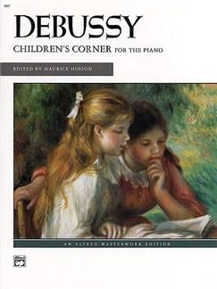 Claude Debussy: Children's Corner Suite Books | Piano