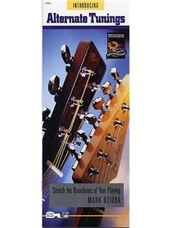 Introducing Alternate Tunings Books | Guitar Tab
