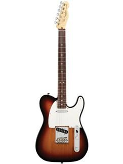 Fender: American Standard Telecaster - Rosewood (3-Colour Sunburst) Instruments | Electric Guitar