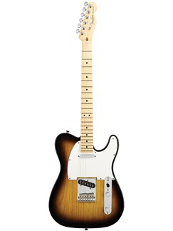 Fender: American Standard Telecaster - Maple (2-Colour Sunburst) Instruments | Electric Guitar