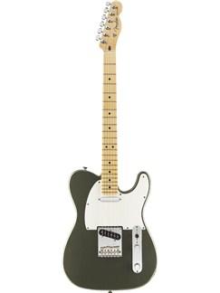 Fender: American Standard Telecaster - Maple (Jade Pearl Metallic) Instrumento | Guitarra Electrica