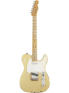 Fender: Road Worn '50s Telecaster (Blonde) Instruments | Electric Guitar