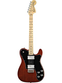 Fender: Classic Series '72 Telecaster Deluxe (Walnut Finish) Instruments | Electric Guitar