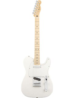 Fender: Standard Telecaster (Maple  Fingerboard/Arctic White) Instruments | Electric Guitar