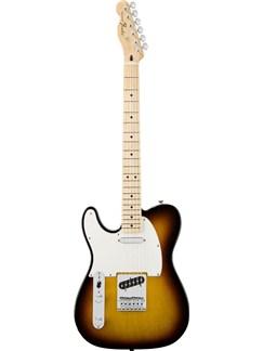 Fender: Standard Telecaster Left Handed (Maple Fingerboard, Brown Sunburst) Instruments | Electric Guitar