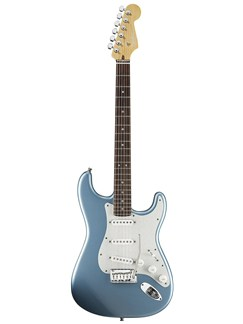 Fender: FSR American Deluxe Stratocaster (Rosewood/Ice Blue Metallic) Instruments | Electric Guitar