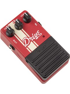 Fender: Competition Series Drive Pedal  | Electric Guitar