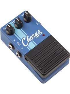 Fender: Competition Series Chorus Pedal  | Electric Guitar