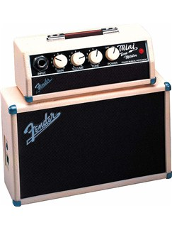 Fender: Mini Tone Master Amplifier - Head/Cabinet  | Electric Guitar