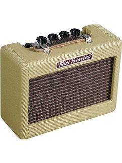 Fender: Mini '57 Twin-Amp™ Amplifier  | Electric Guitar