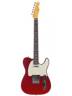 Fender: Vintage '62 Bound Edge Telecaster (Candy Apple Red) Instruments | Electric Guitar